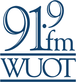 WUOT FM 91.9 logo