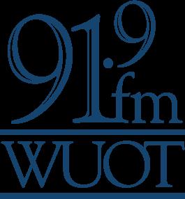 WUOT FM 91.9 logo